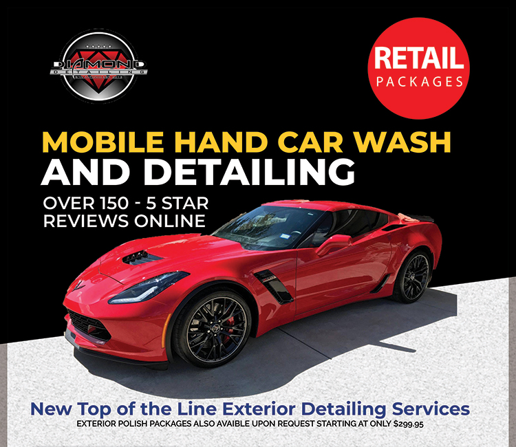 Exterior Detailing Retail Package