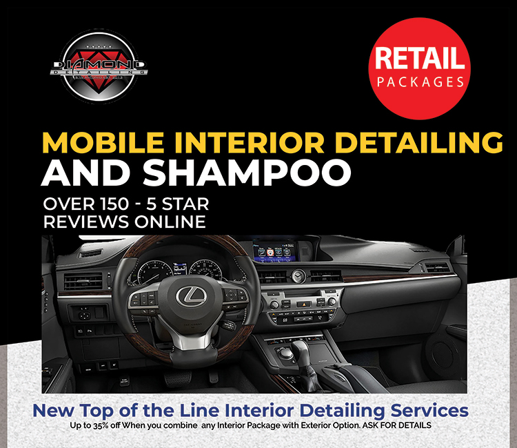 Interior Detailing Retail Package